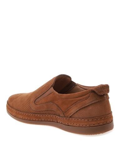 Cotton Bar Casual Ayakkabı Taba
